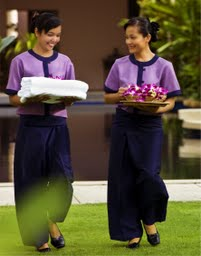 Balinese employee protection will it work blog on spa for Spa employee uniform